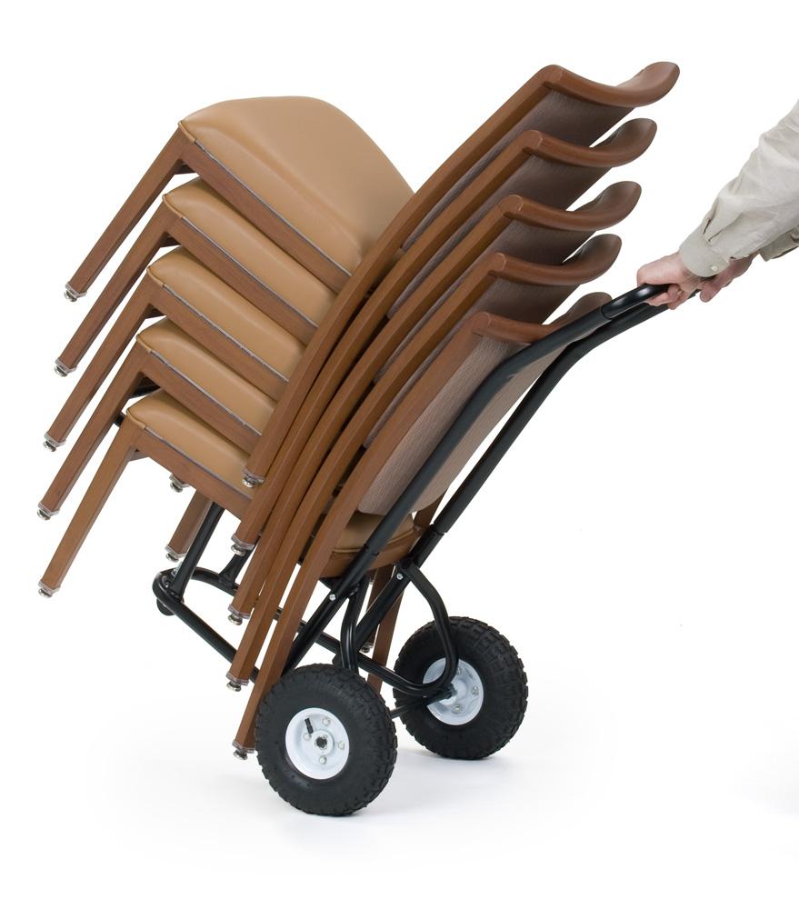 15 Series Hand Truck Daniel Paul Chairs